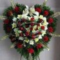 wieniec pogrzebowy 21