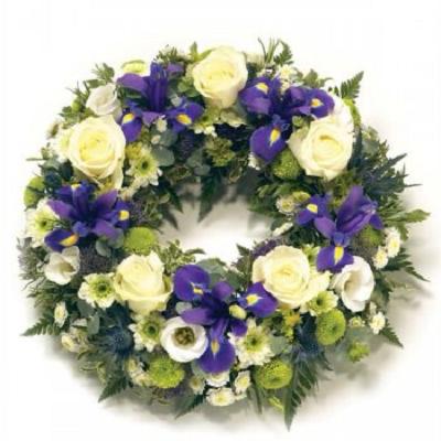 wieniec pogrzebowy 15