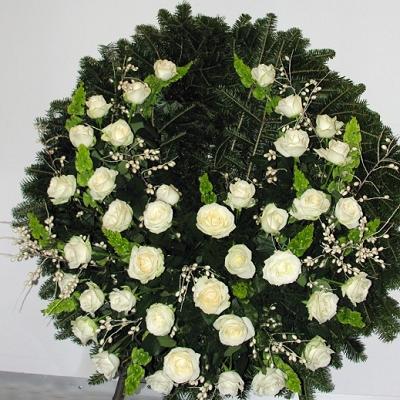 wieniec pogrzebowy 2